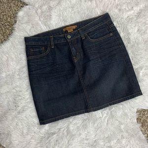 Arden B Denim Skirt Size 6